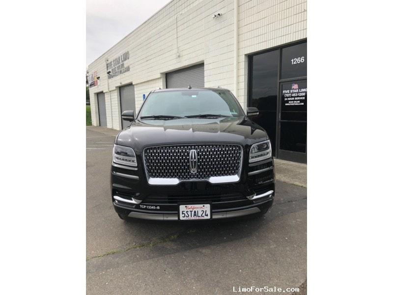 Used 2018 Lincoln SUV Limo , California - $49,900