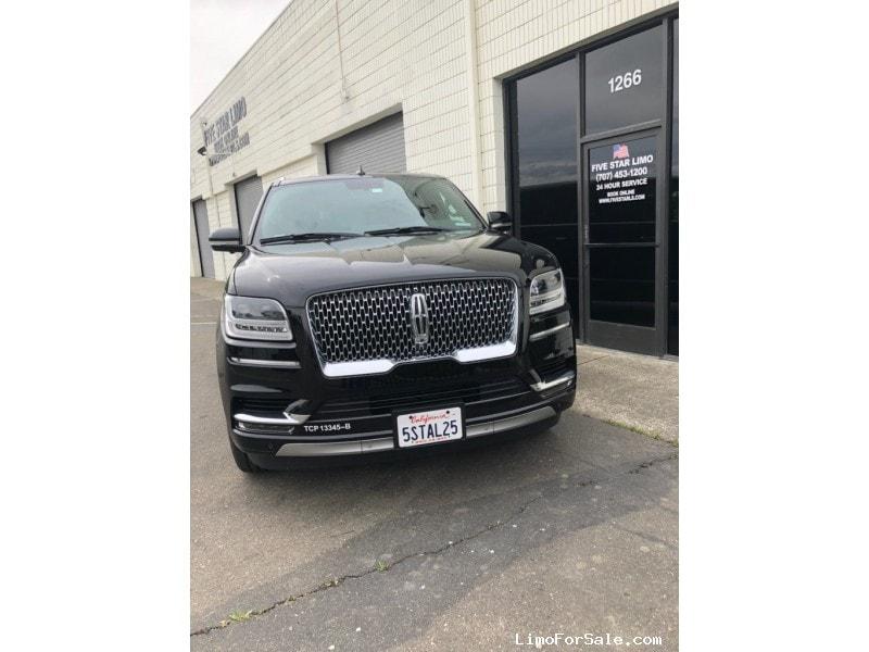 Used 2018 Lincoln SUV Limo , California - $48,500