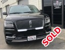 Used 2018 Lincoln SUV Limo , California - $43,500