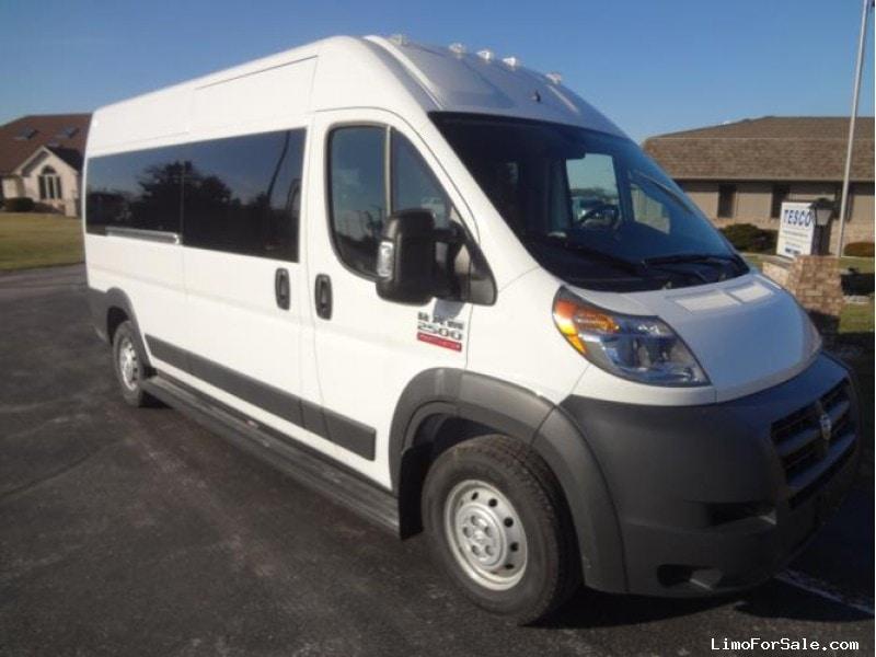 New 2017 Dodge Van Shuttle / Tour  - Oregon, Ohio - $49,900