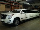 2015, SUV Stretch Limo, Quality Coachworks, 40,000 miles
