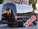Used 2016 Mercedes-Benz Sprinter Van Limo Grech Motors - Fontana, California - $76,995