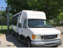 2004, Ford E-450, Mini Bus Limo, Federal
