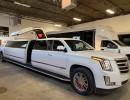 2016, SUV Stretch Limo, Pinnacle Limousine Manufacturing, 94,750 miles