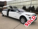 2013, Land Rover Range Rover, SUV Stretch Limo, Pinnacle Limousine Manufacturing
