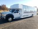 Used 2015 Ford F-550 Mini Bus Shuttle / Tour Turtle Top - Fontana, California - $39,995