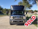 Used 2015 Ford F-550 Mini Bus Shuttle / Tour Glaval Bus - Cypress, Texas - $45,000