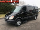 2011, Mercedes-Benz Sprinter, Van Shuttle / Tour