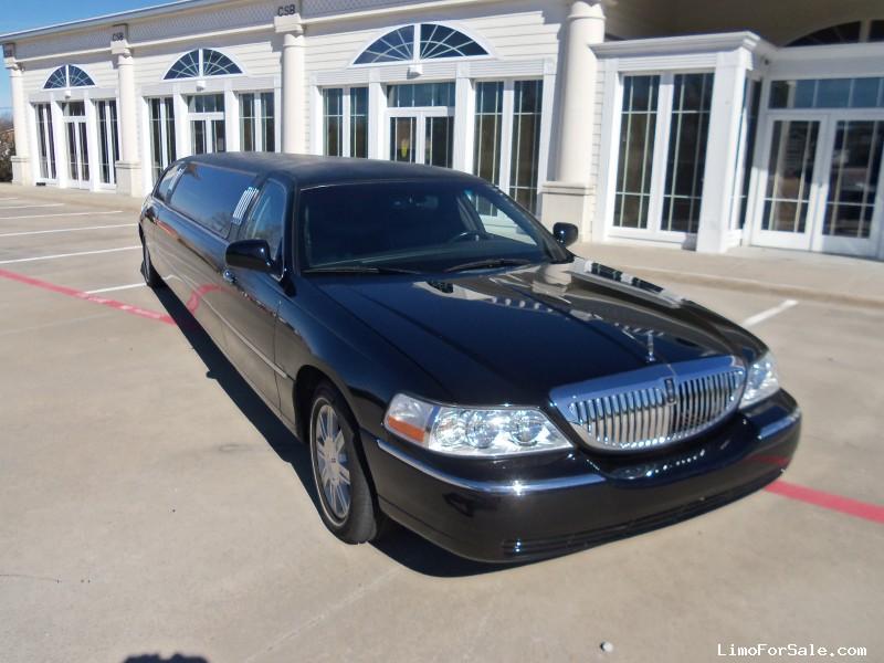 Used 2006 Lincoln Town Car L Sedan Stretch Limo Tiffany Coachworks - Greenville, Texas - $12,950
