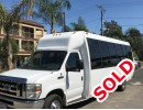 2008, Ford F-450, Mini Bus Shuttle / Tour, Federal