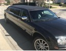 2010, Chrysler 300, Sedan Stretch Limo, American Limousine Sales
