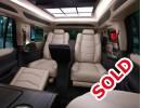 Used 2016 GMC Yukon Denali SUV Limo Quality Coachworks - Oaklyn, New Jersey    - $62,550