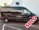 2016, Ford Transit, Van Limo, Ford
