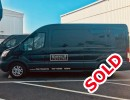Used 2016 Ford Transit Van Limo Ford - Teterboro, New Jersey    - $13,999