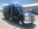 2015, Ford E-350, Van Shuttle / Tour, Turtle Top