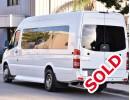 Used 2017 Mercedes-Benz Sprinter Mini Bus Limo Battisti Customs - Fontana, California - $82,995