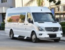 2017, Mercedes-Benz Sprinter, Mini Bus Limo, Battisti Customs