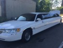 2001, Lincoln Town Car L, Sedan Stretch Limo