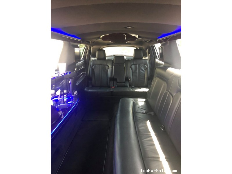 Used 2015 Lincoln MKT Sedan Stretch Limo Royale - Atlantic City, New Jersey    - $26,000