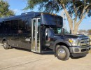 2015, Ford F-550, Mini Bus Shuttle / Tour, Glaval Bus