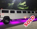 2004, Hummer H2, SUV Stretch Limo, Empire Coach