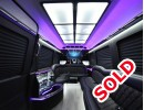 2016, Mercedes-Benz Sprinter, Van Limo, First Class Customs