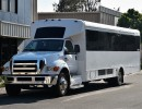Used 2013 Ford F-650 Mini Bus Shuttle / Tour Glaval Bus - Fontana, California - $19,995