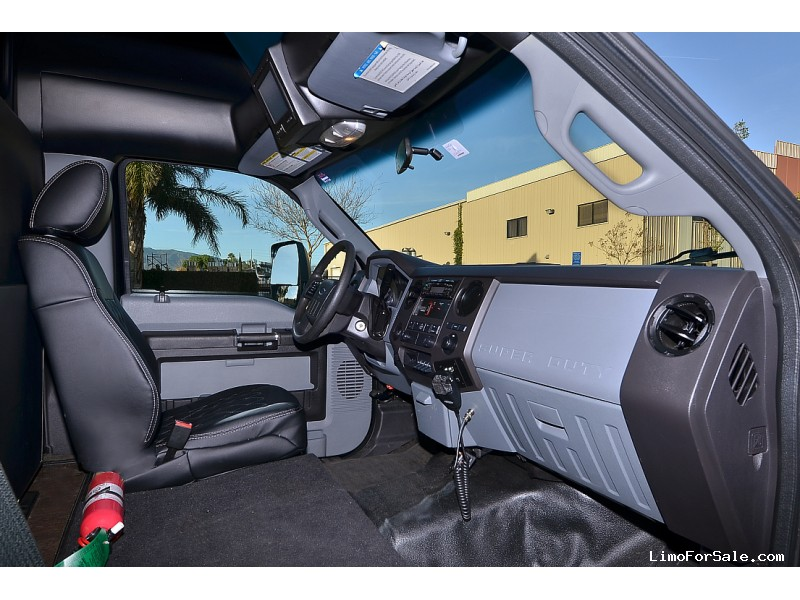 Used 2015 Ford E-450 Mini Bus Limo Grech Motors - Fontana, California - $62,995