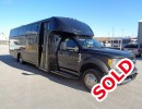2017, Ford F-550, Mini Bus Shuttle / Tour, Turtle Top