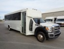 2016, Ford F-550, Mini Bus Shuttle / Tour, Glaval Bus