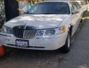 2000, Lincoln Town Car, Sedan Stretch Limo, Executive Coach Builders