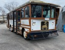 2002, Freightliner Coach, Trolley Car Limo, LimoGuy Manufacturing
