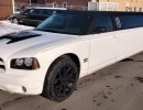 2007, Dodge Charger, Sedan Stretch Limo, Diamond Coach