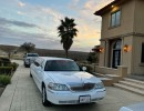 2005, Lincoln Town Car, Sedan Stretch Limo, Springfield