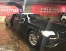 2015, Chrysler 300, Sedan Stretch Limo, First Class Coachworks