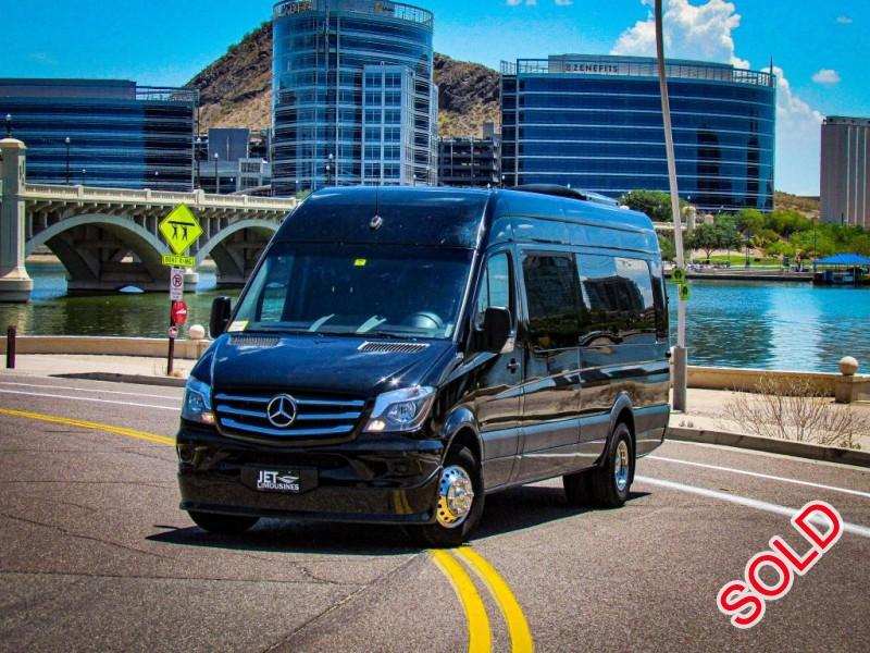 Used 2016 Mercedes-Benz Sprinter Van Shuttle / Tour Grech Motors - Phoenix, Arizona  - $57,000