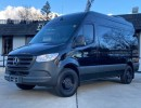 2019, Mercedes-Benz Sprinter, Van Limo, Custom Metris