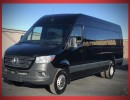 2020, Mercedes-Benz Sprinter, Van Limo, Signature Limousine Manufacturing