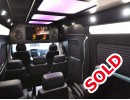 2017, Mercedes-Benz Sprinter, Van Shuttle / Tour, Tiffany Coachworks