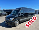 2017, Mercedes-Benz Sprinter, Van Limo, Grech Motors