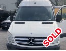 2012, Mercedes-Benz Sprinter, Mini Bus Shuttle / Tour, Specialty Vehicle Group