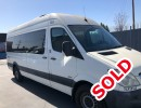 Used 2012 Mercedes-Benz Sprinter Mini Bus Shuttle / Tour Specialty Vehicle Group - Anaheim, California - $18,500