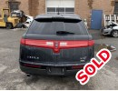 Used 2013 Lincoln MKT Sedan Stretch Limo Executive Coach Builders - Babylon, New York    - $18,500
