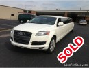 Used 2007 Audi Q7 SUV Stretch Limo  - Louisville, Kentucky - $49,900