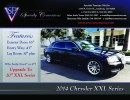 2014, Chrysler 300, Sedan Limo, Specialty Conversions