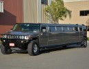 2003, Hummer H2, SUV Stretch Limo, Pinnacle