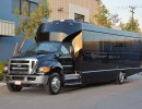 2008, Ford F-650, Mini Bus Party Limo, Tiffany Coachworks
