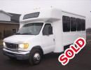 2003, Ford E-450, Mini Bus Limo, StarTrans