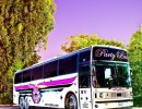1990, Van Hool M11, Motorcoach Bus Party Limo, Limos by Moonlight