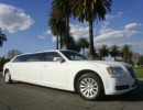 2014, Chrysler 300, Sedan Limo, American Limousine Sales